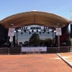 Palco Coberto - Mallmann Eventos - São Miguel do Oeste